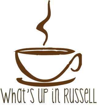 What's up in Russell Coffee
