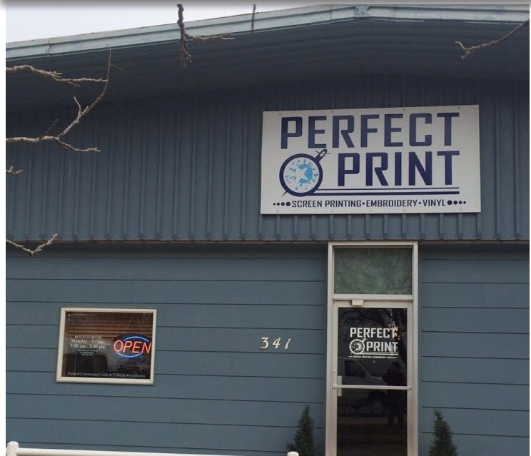 Welcome Perfect Print